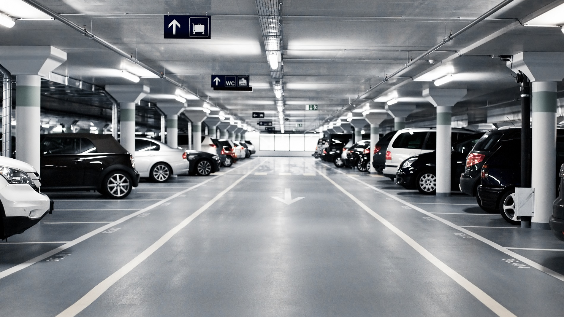 Parking Interior Lifestyle Middle East