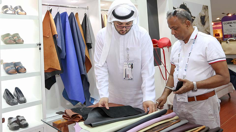 Leatherworld Middle East Al Khaznah Tannery