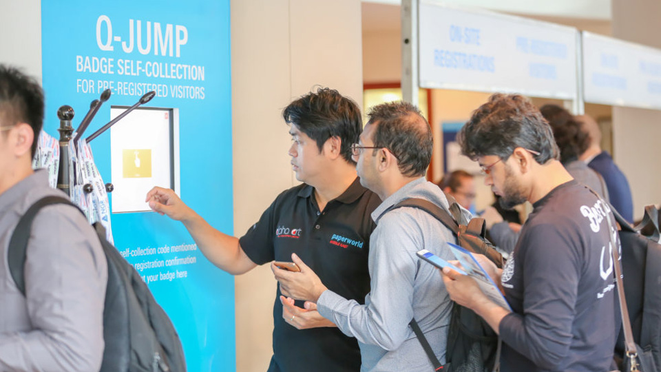 Q Jump Registration Interior Lifestyle Middle East